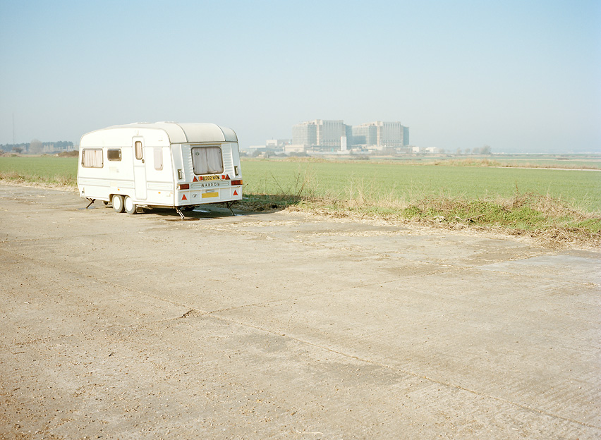 Nuclear Spring, Bradwell, Essex