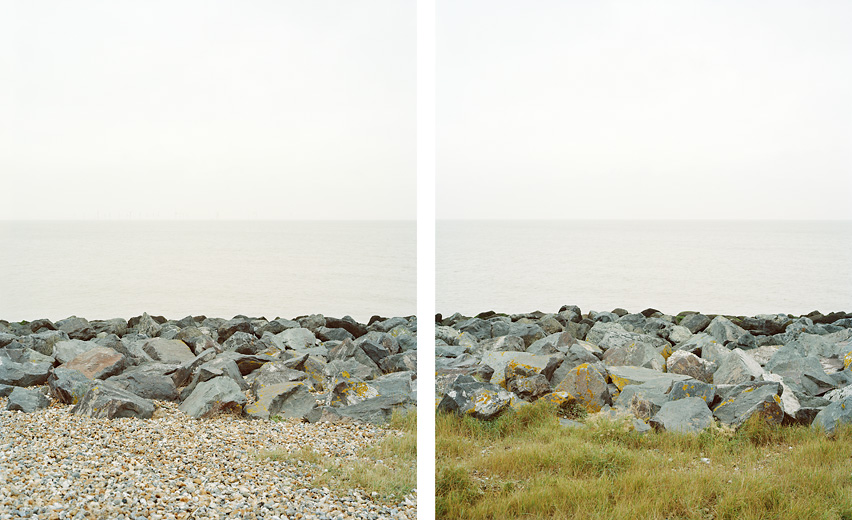 Turbines, Herne Bay, Kent, 2010.